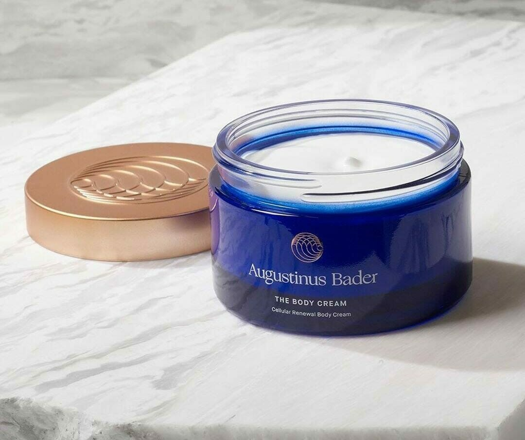 Augustinus Bader skincare products
