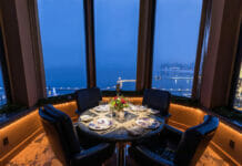 Beverly's at Coeur dAlene Resort - Fine dining