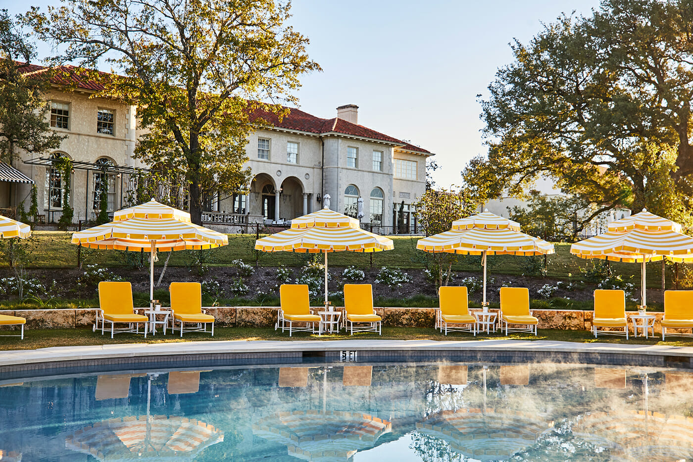 Commodore Perry Estate, The Gatsby-Esque House That Became A Hotel