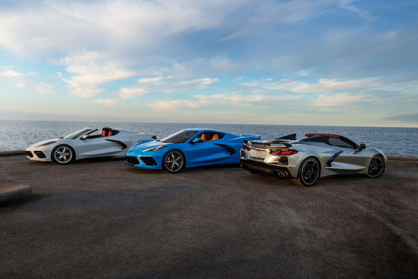 The 2021 Corvette Stingray is a head-turner out in San Francisco