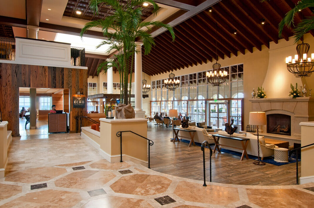 ECHO Bar and Living Room, The King and Prince Beach & Golf Resort