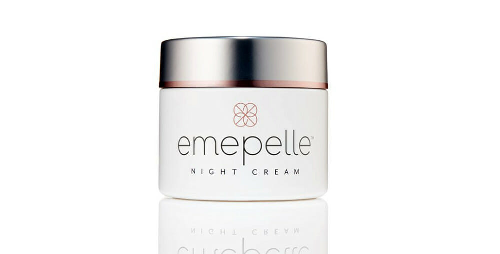 Emepelle Night Cream formulated to make Menopause a Positive Experience