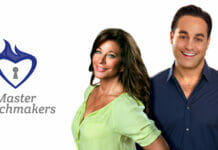 Steve and Joann Ward, owners of Masters Matchmaking