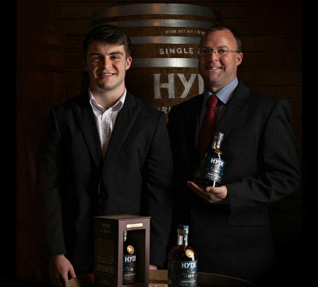 Hyde Family of Hyde Whiskey
