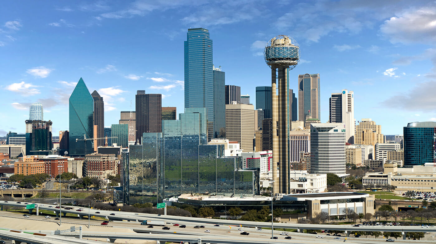 The Reunion Tower is Dallas' famed attraction, and can be made extra special with a VIP package