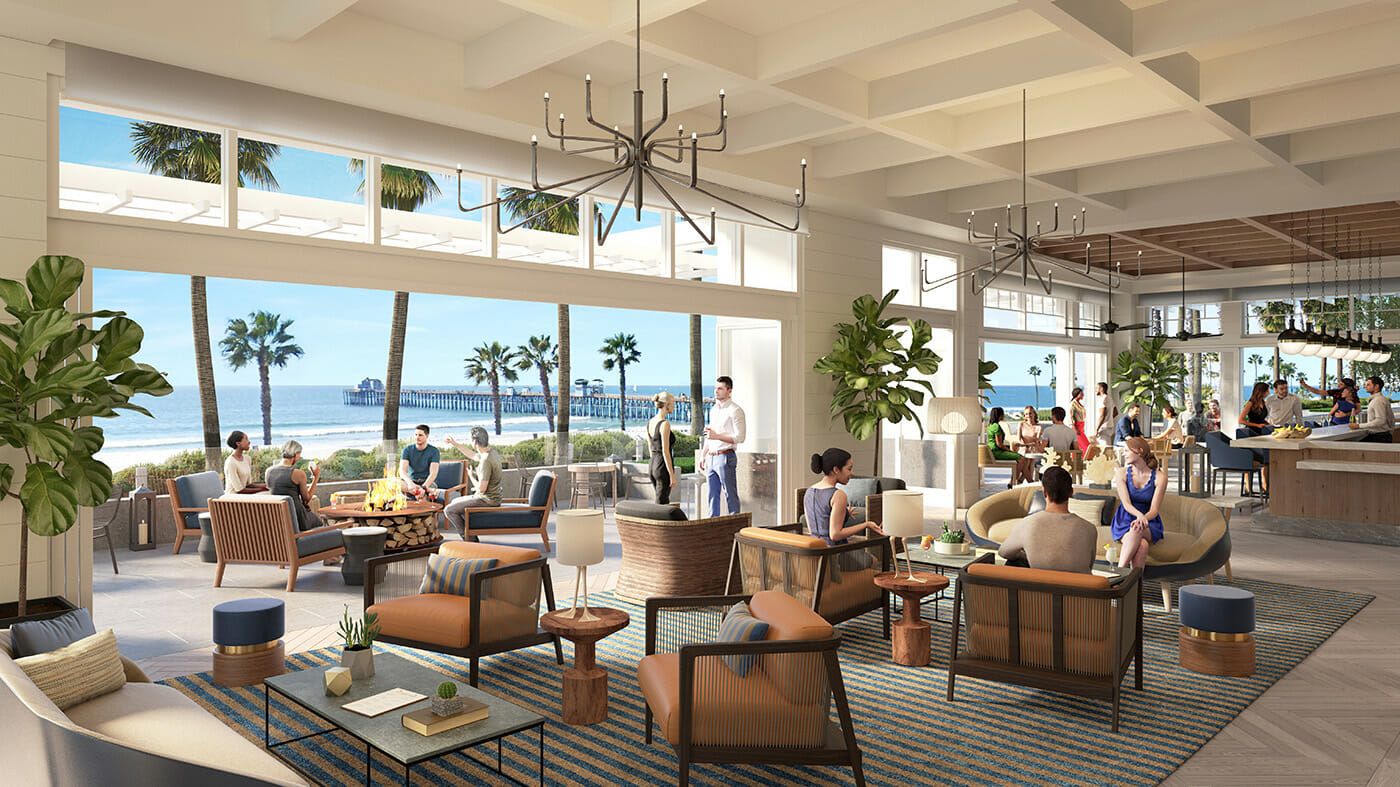 The Seabird Resort and Mission Pacific Hotel Collaborate to Offer Locally-Driven Experiences