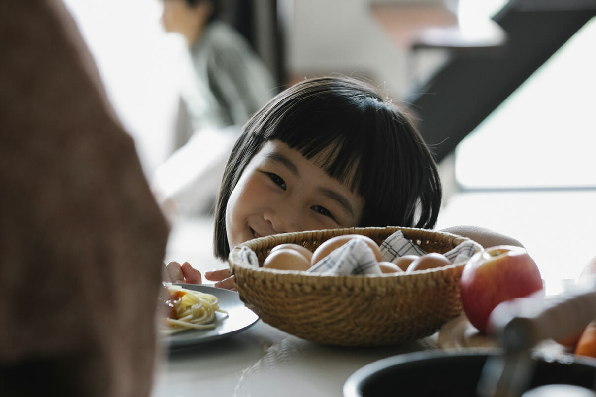 child healthy eating choices