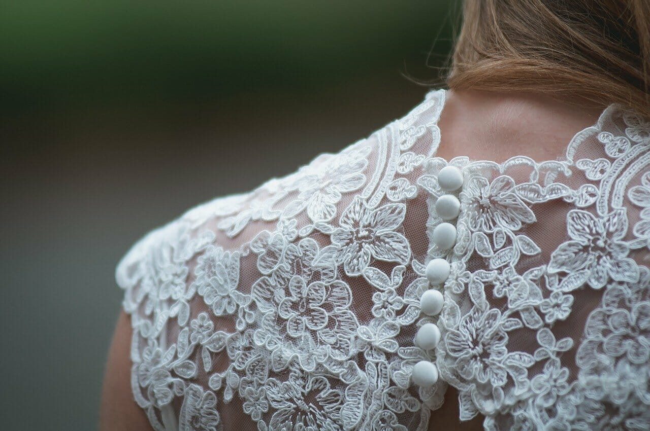 beautiful wedding outfit