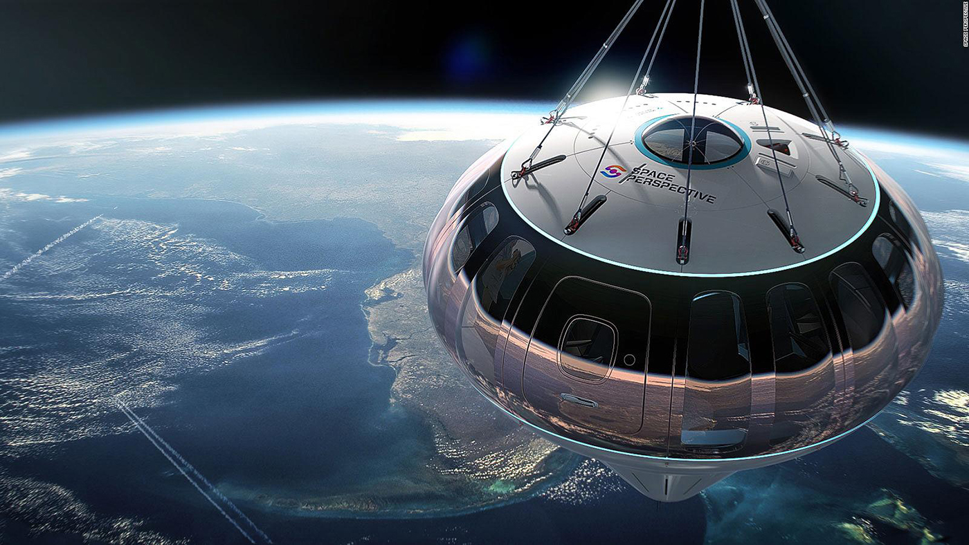 Space Perspective, Neptune One