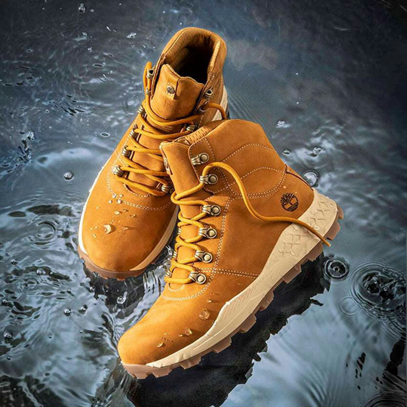 The Timberland Company, Top 10 Luxury Fashion Brands for Men