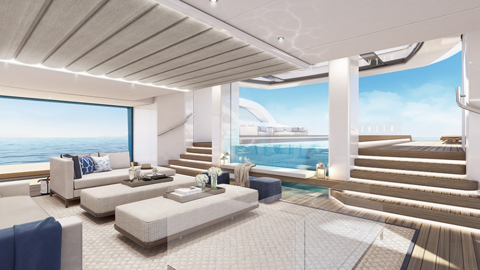 Turquoise Yachts 2300GT Project Atlas