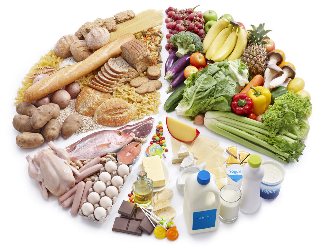 Balanced food for a better immune system