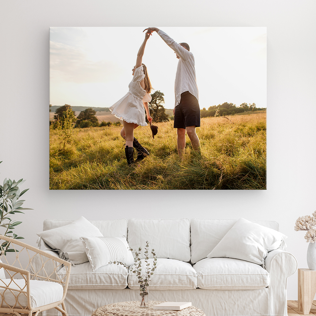 Using Personalized Prints in Home Design