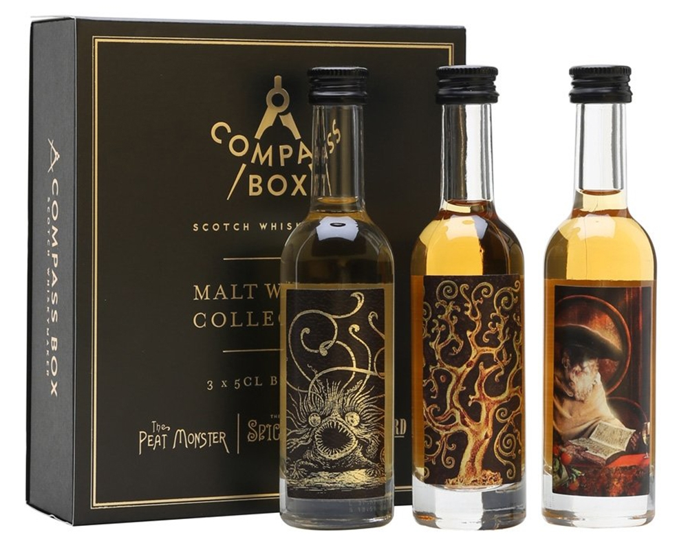 Compass Box Scotch Whiskymaker Collection