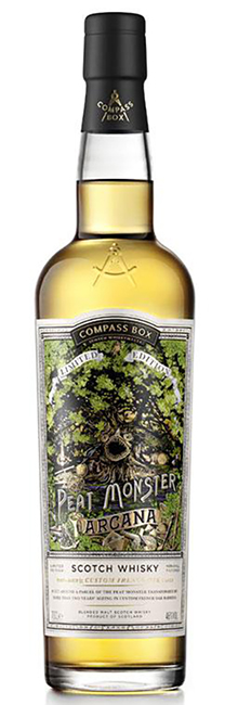 Peat Monster Compass Box whisky
