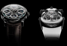 MB&F Perpetual and HM10 watches