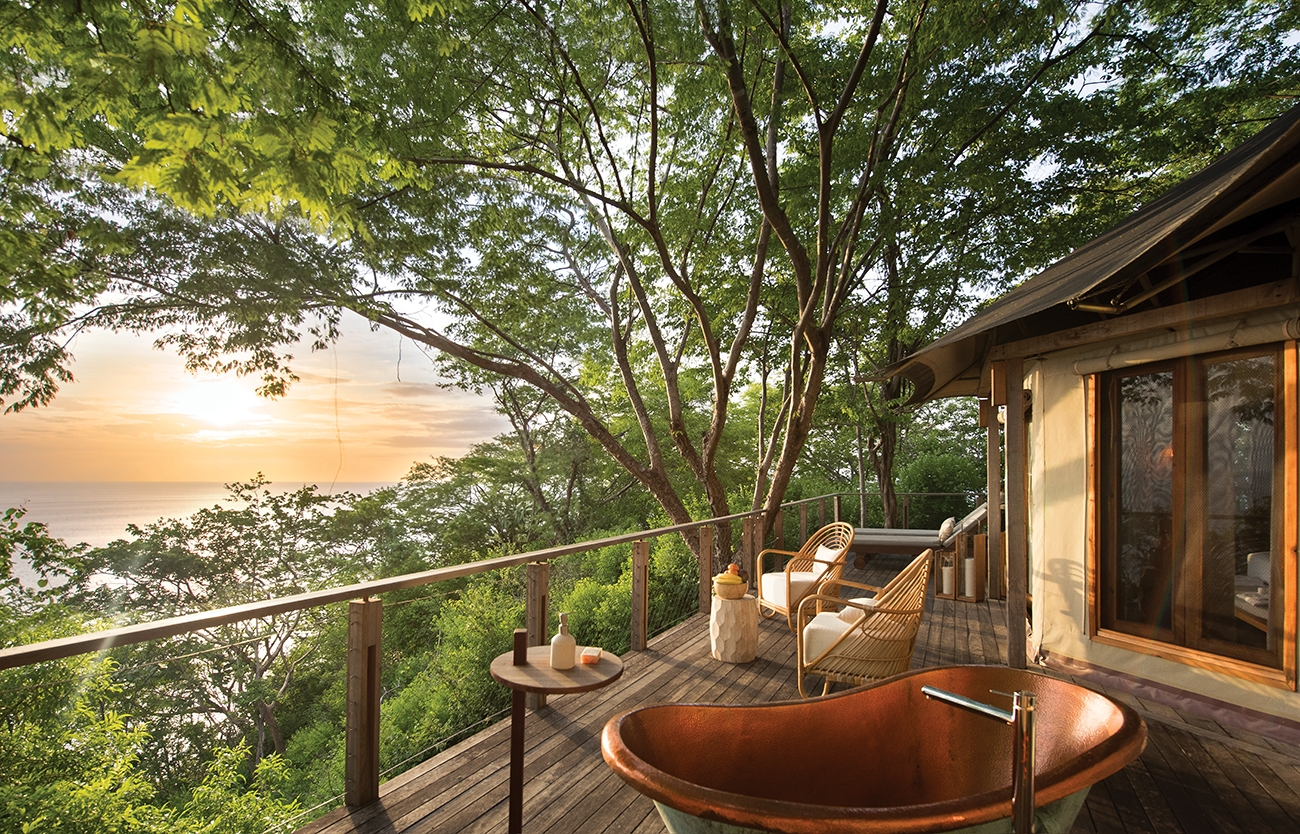 This Luxury Eco-Retreat in Costa Rica is the Responsible Way to Escape