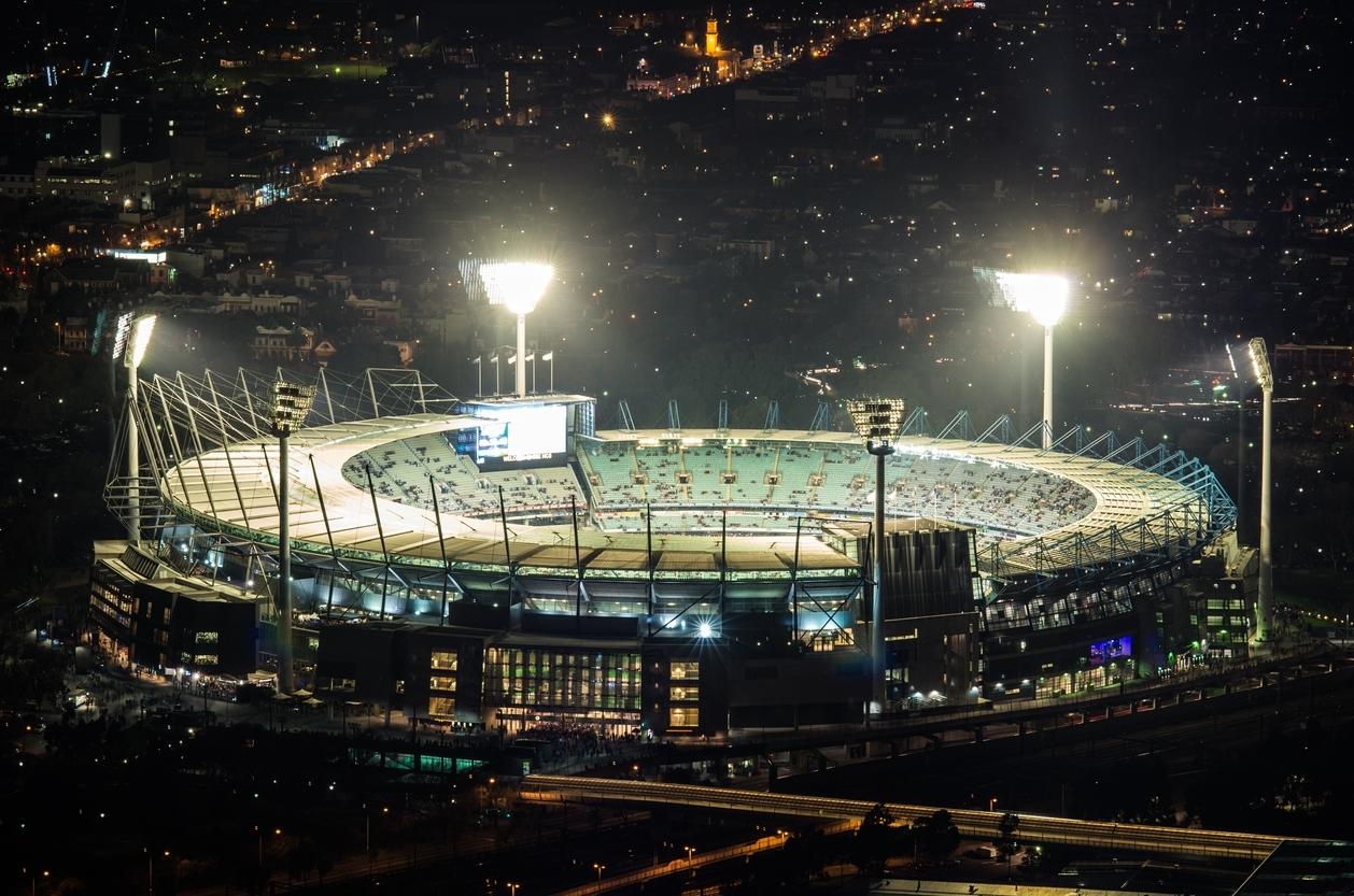 Melbourne Cricket Ground Sporting Event