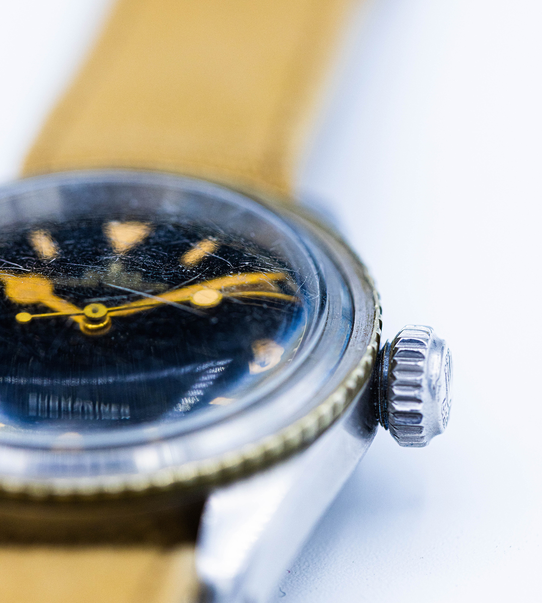 Forgotten vintage Rolex sells for over £200,000, breaking auction records