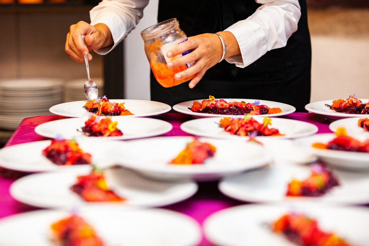 Ways to start a catering business this Covid season