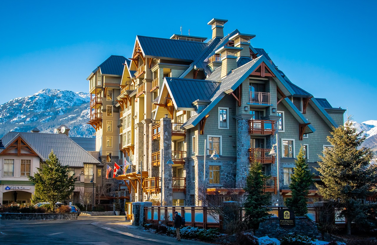 new home in whistler canada
