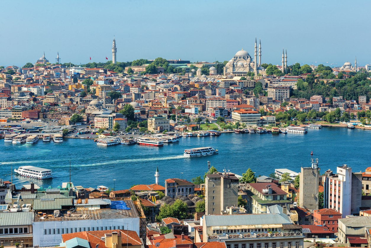 Top 10 Best Attractions in Istanbul