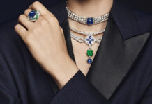 Louis Vuitton Fine Bravery Jewelry Collection
