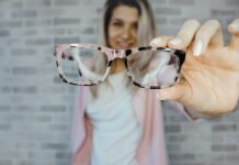 perfect glasses for an outfit