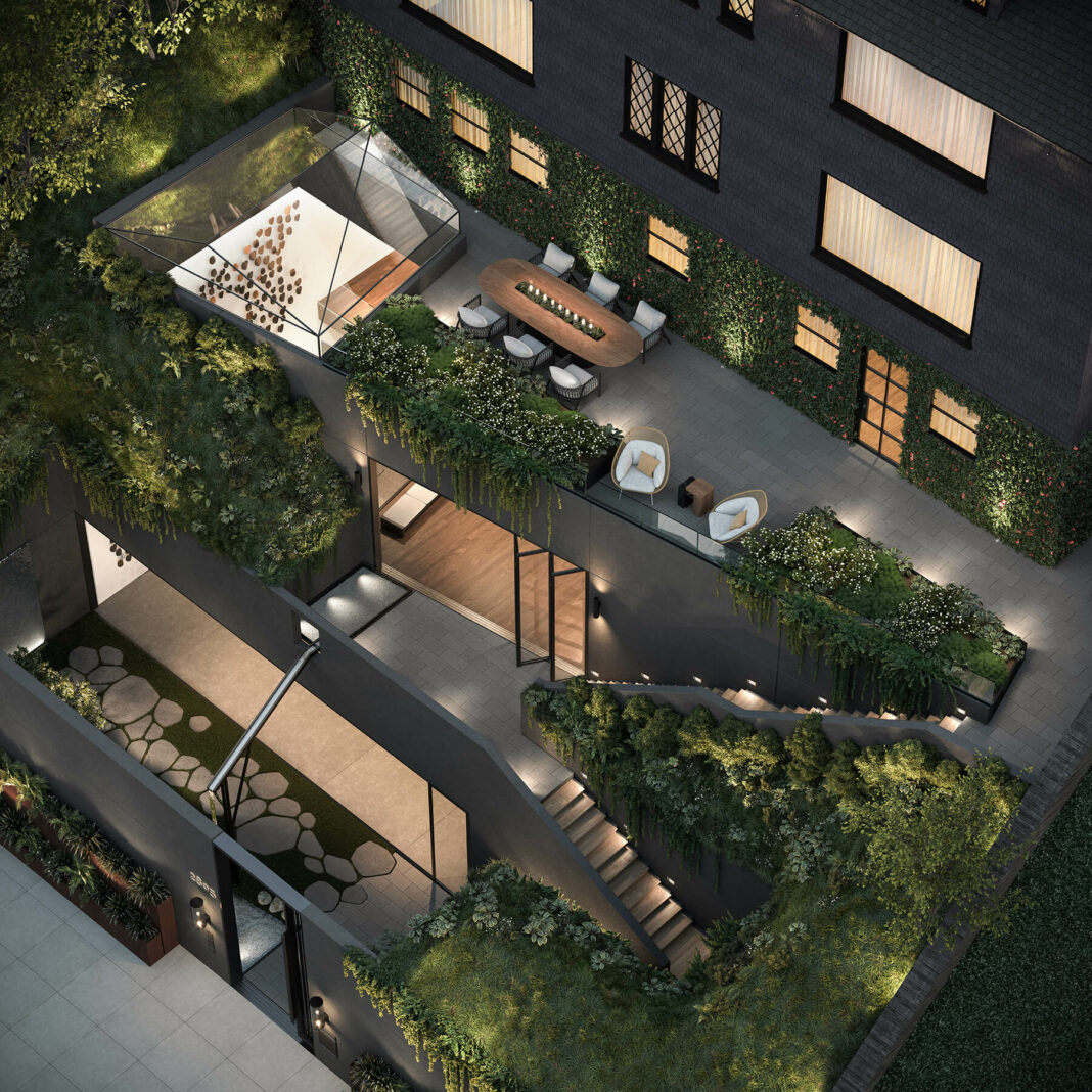 Residence 2895, a home for Nature Lovers. Credit Steelblue